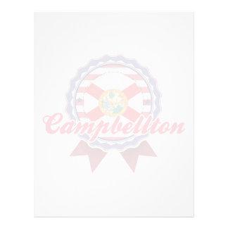 Campbellton FL Customized Letterhead