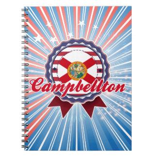 Campbellton FL Note Book