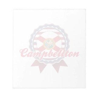 Campbellton FL Note Pads
