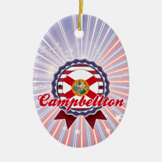 Campbellton FL Ornament