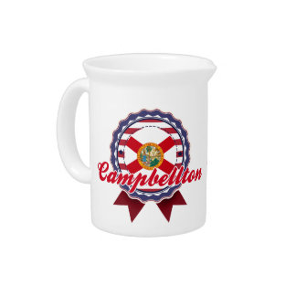 Campbellton FL Drink Pitcher