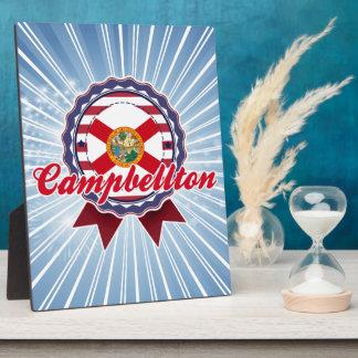 Campbellton FL Plaques