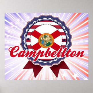 Campbellton FL Print