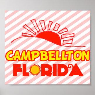 Campbellton Florida Print