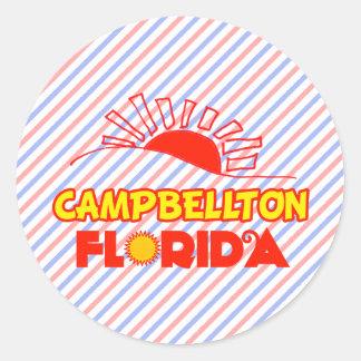 Campbellton Florida Stickers