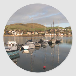 Campbeltown Scotland Stickers