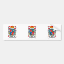Campeche, Mexico flag Bumper Sticker