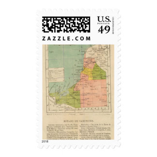 Campeche Mexico Stamps