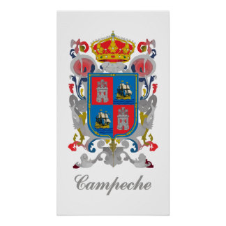Campeche Poster