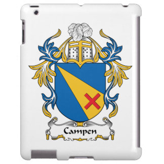 Campen Family Crest