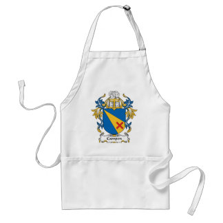 Campen Family Crest Aprons