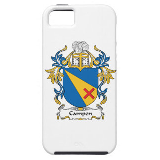 Campen Family Crest iPhone 5 Cases