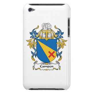 Campen Family Crest iPod Touch Covers
