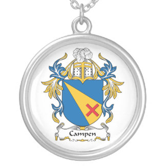 Campen Family Crest Jewelry