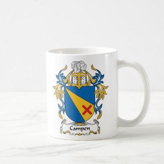 Campen Family Crest Mug