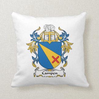 Campen Family Crest Pillows