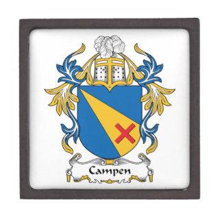 Campen Family Crest Premium Gift Box