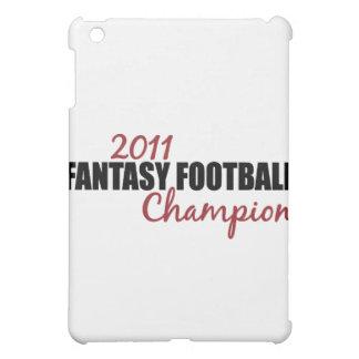 Campeón 2011 del fútbol de la fantasía