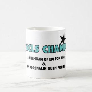 Campeón de ACLS Taza De Café