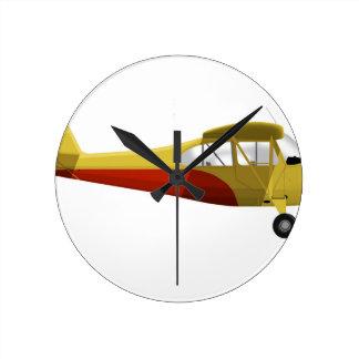 Campeón de Aeronca 7-AC Reloj Redondo Mediano
