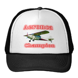 Campeón de Aeronca Gorros