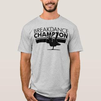 Campeón de Breakdance Playera
