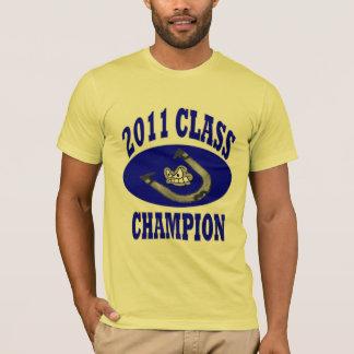 Campeón de clase americano básico de las playera
