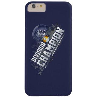 Campeón de división 9-Ball Funda Barely There iPhone 6 Plus