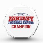 Campeón de la liga de fútbol de la fantasía