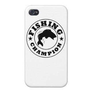 Campeón de la pesca iPhone 4 cobertura