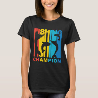 Campeón de la pesca playera