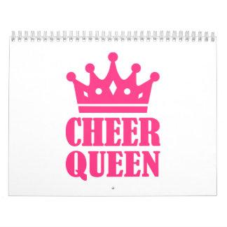 Campeón de la reina de la alegría