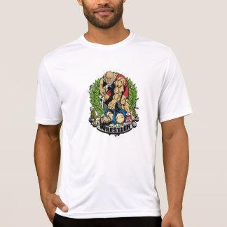 Campeón de lucha camisetas