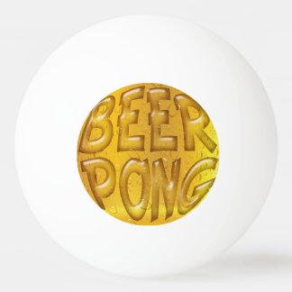 Campeón de Pong de la cerveza Pelota De Ping Pong