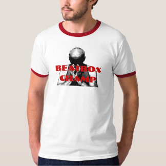 campeón del beatbox II Camisas
