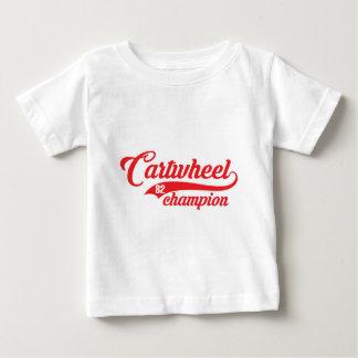 Campeón del Cartwheel Playeras