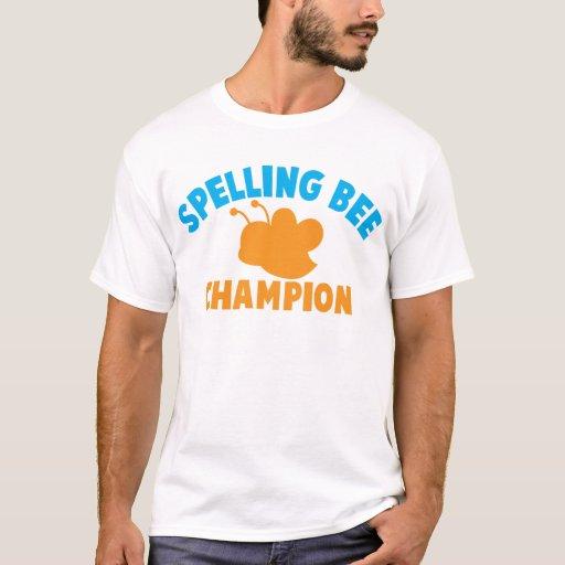 Campeón del concurso de ortografía playera