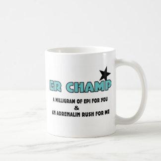Campeón del ER Taza Clásica