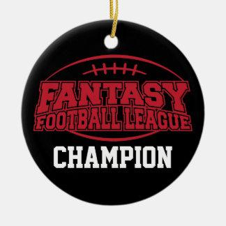 Campeón del fútbol de la fantasía - regalo diverti ornato