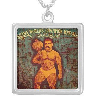 Campeón del mundo collar