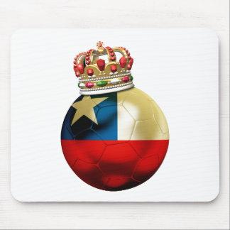 Campeón del mundo de Chile Alfombrillas De Ratón