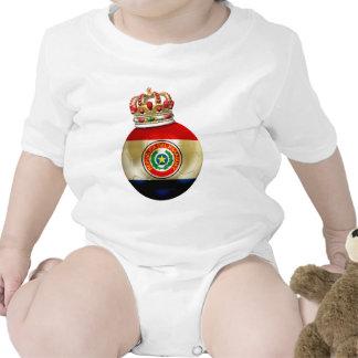 Campeón del mundo de Paraguay Camisetas