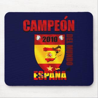 Campeón Del Mundo España Mouse Pad