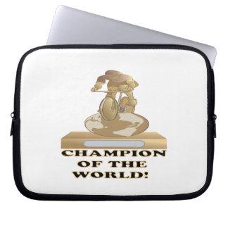 Campeón del mundo mangas computadora