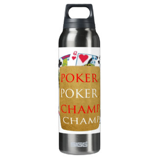 Campeón del póker ART101 - texto del diseñador del