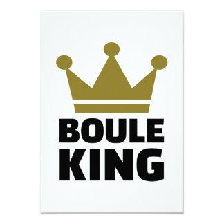 Campeón del rey del Boule Anuncios Personalizados