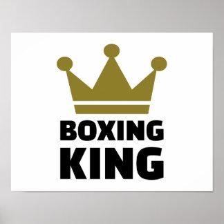 Campeón del rey del boxeo