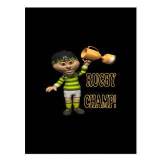 Campeón del rugbi postal