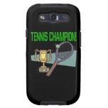 Campeón del tenis samsung galaxy s3 protector