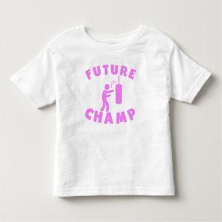 Campeón futuro del boxeo playera
